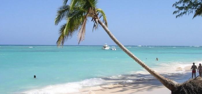 Punta Cana Hotel Vista Sol Meer Strand Palme