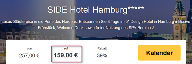 Sidehotel_Hamburg_Preis