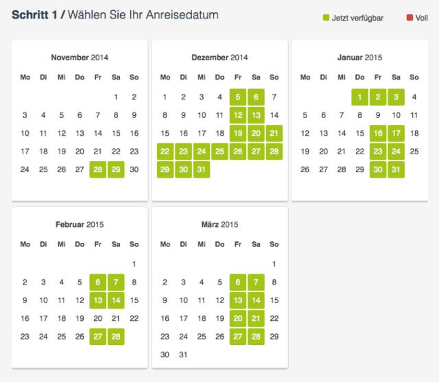 Travelbird_de_Versailles_Deal_Kalender
