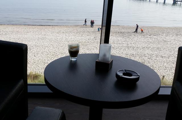 Hotel Ostsee Raucherraum