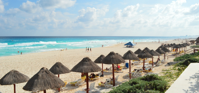 Mexiko_Cancun_Strand_Meer_Liegen