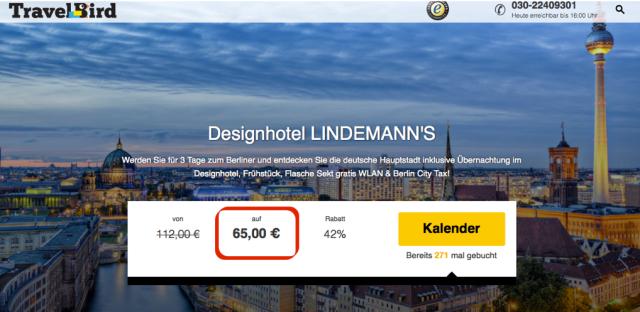 travelbird_Berlin_Designhotel_Lindemanns