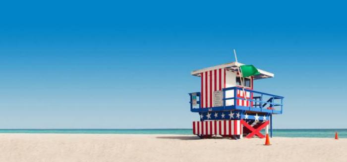 Florida-Strand-LIDL-Reisen