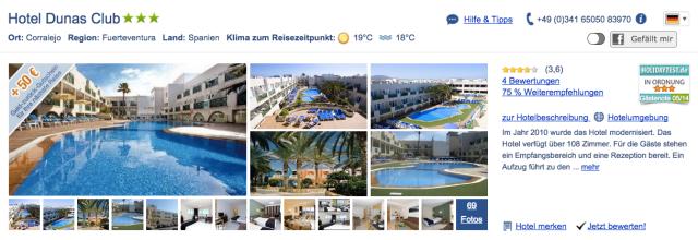 Hotel-Fuerteventura-Januar