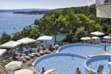 Kroatien-Insel-Krk-WegDe
