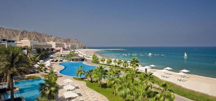 Radisson Blu Resort Fujairah Strand Schnaeppchen