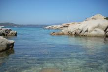 Sardinien-Bucht-Meer