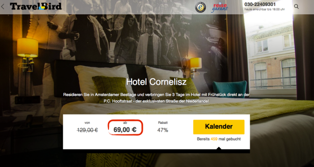 Travelbird_Amsterdam_Hotel_Cornelisz