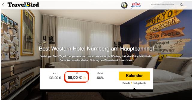 Travelbird_Nuernberg_Best_Western_Hotel