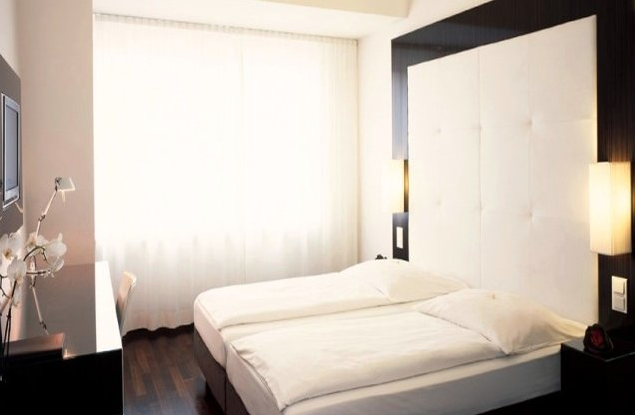 Deal design hotel in frankfurt f r eine nacht und zwei for Frankfurt design hotels