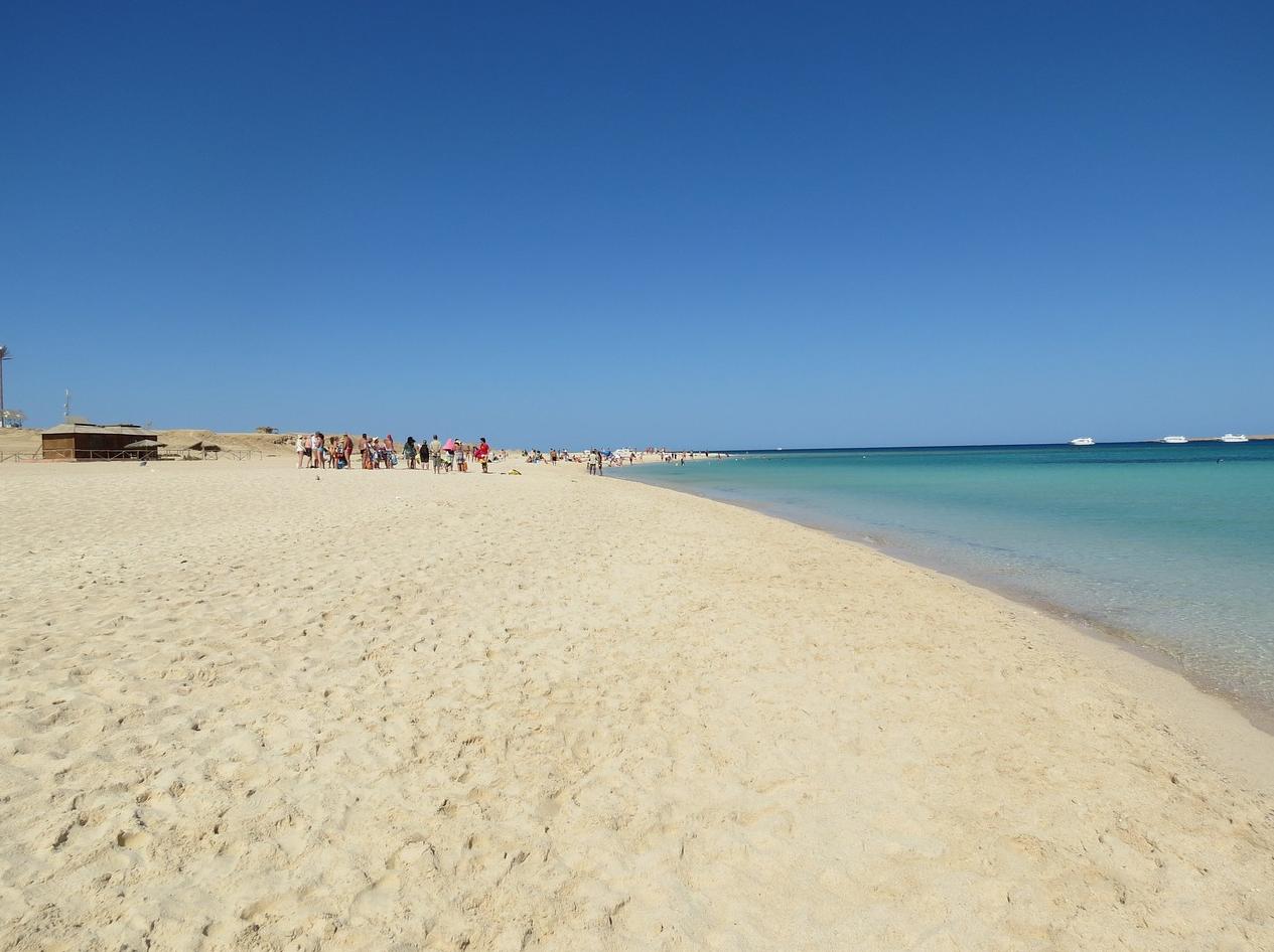 1 Woche Am Roten Meer Im Bungalow Hotel Direkt Am Strand