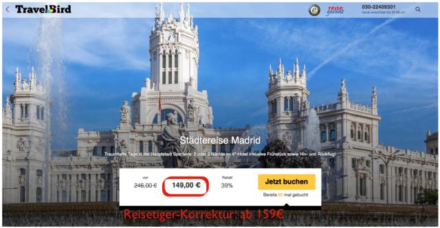 Travelbird_Madrid_Hotel_Rafaelhoteles Atocha