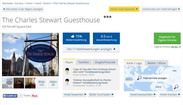 Charles Stewart Dublin HC