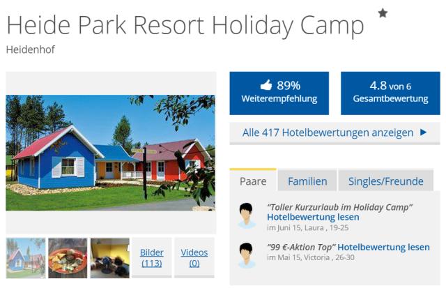holidaycheck_heidepark_holidaycamp_weiterempfehlungsrate