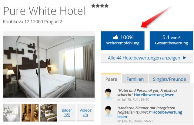 holidaycheck_prag_designhotel_weiterempfehlungsrate