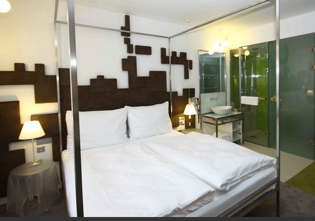 3 tage prag im ultra modernen 4 design hotel inkl for Designer hotel prag