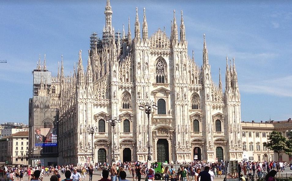 Grand Hotel Duomo Milan