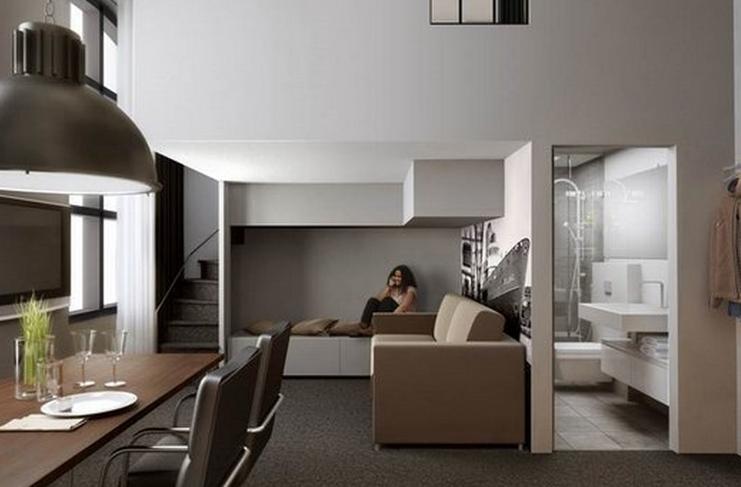 3 tage im brandneuen und luxeri sen appartement in amsterdam f r 89 reisetiger. Black Bedroom Furniture Sets. Home Design Ideas
