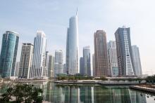Dubai Wolkenkratzer pixabay