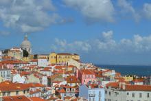 Lissabon Haeuser bunt pixabay