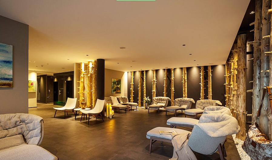 3 tage wellnessurlaub im designhotel in tirol mit extras for Designhotel das marent