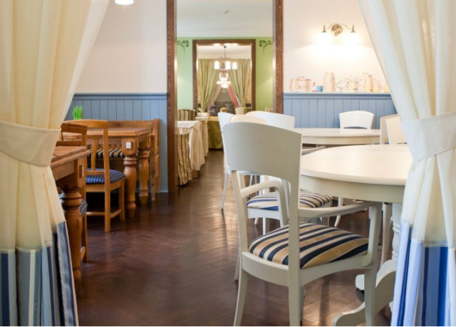 Restaurant Konventa Seta