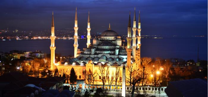 pixabay Blaue Moschee IST