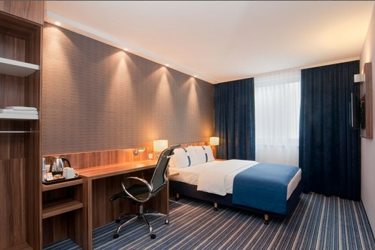 Doppelzimmer Holiday Inn HH City Centre TravelBird
