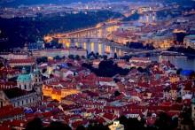 Prag bei Nacht pixabay