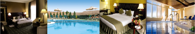 Bilder Golden Tulip Khatt Springs Resort & Spa 5vF