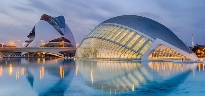 Valencia Sonnenuntergang pixabay