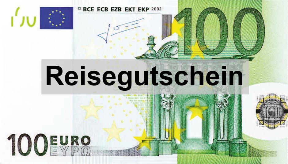 100€ Reisegutschein