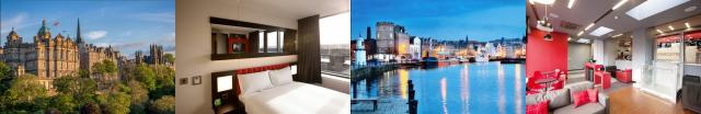 Bilder Tune Hotel Edinburgh TravelBird