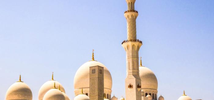 Moschee Dubai
