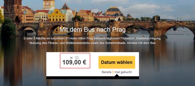 travelbird_hilton_prag_busreise_preis