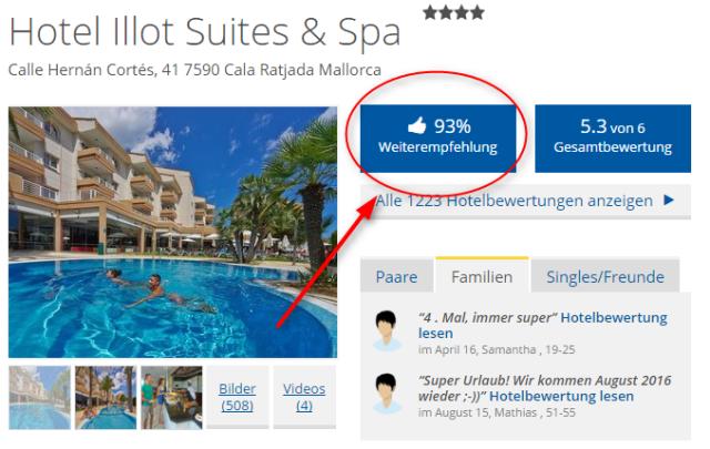 Mallorca_Hotel Illot_HolidayCheck