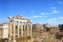 Rom Forum Romanum pixabay