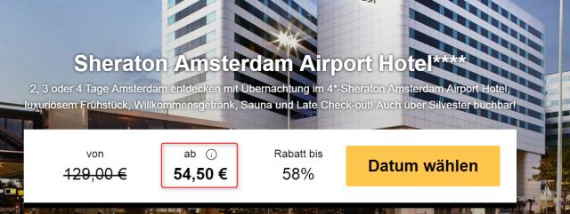 travelbird_amsterdam_sheraton_airport