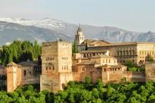 Alhambra Granada pixabay