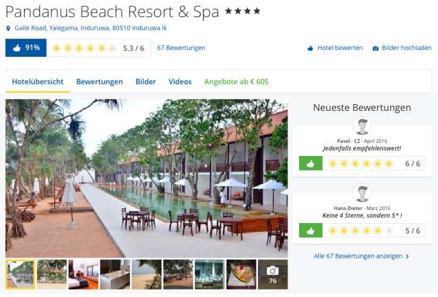 HolidayCheck_Pandanus_Beach_Resort_SriLanka