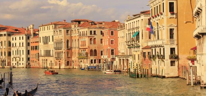 Kanal Venedig pixabay