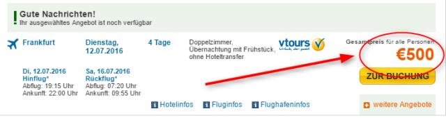 Madrid_Hotel Arosa_expedia.de_Preis
