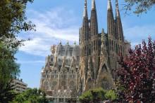 Sagrada Familia Barcelona pixabay