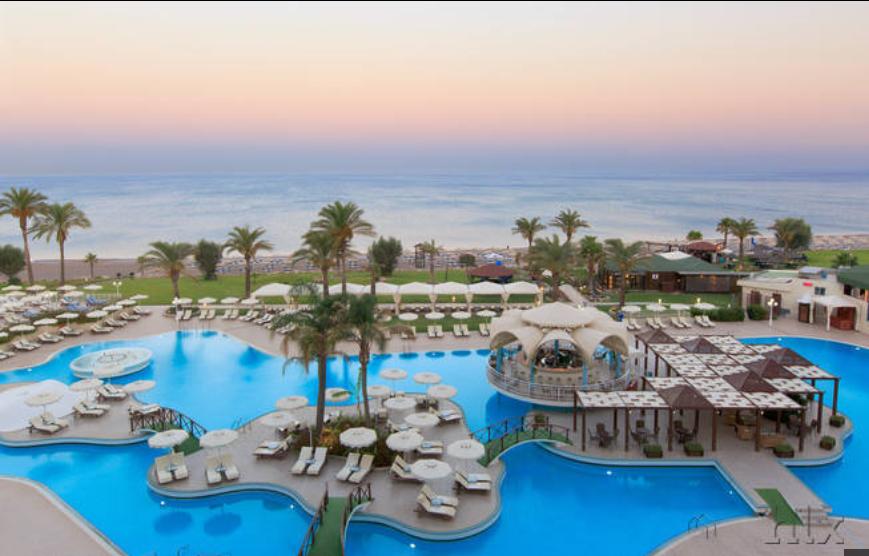 1 Woche Rhodos Im Sehr Guten 5 Luxus Hotel Palladium Mit Flug Und