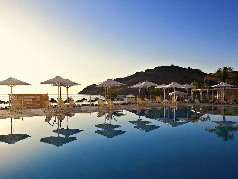 1 Woche Rhodos Im Top Sensimar Hotel Inkl Halbpension Und Flug Fur