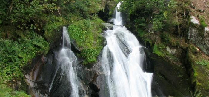 Triberger Wasserfaelle im Schwarzwald pixabay
