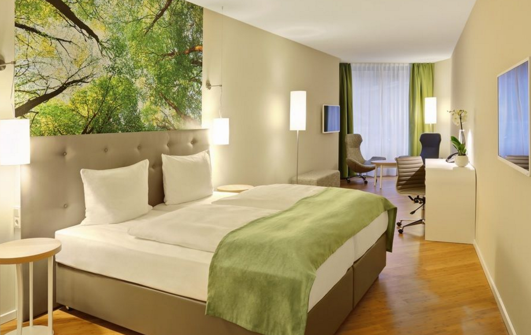 Design schn ppchen 4 hotel elements pure feng shui in for Designhotel bremen