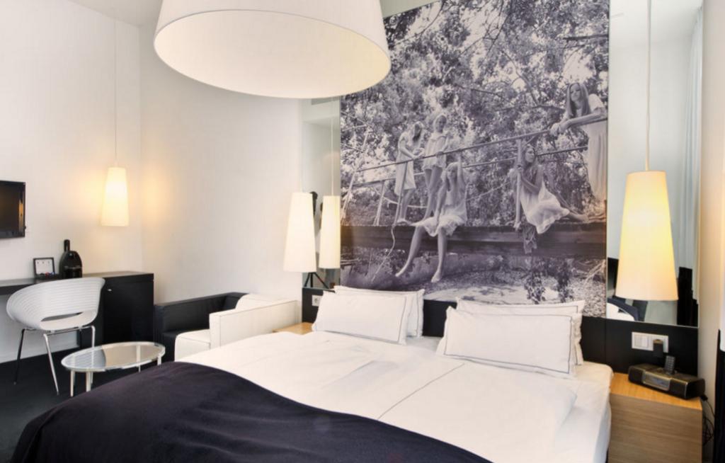 Design schn ppchen berlin 4 sir f k savigny hotel for 4 design hotel q berlin