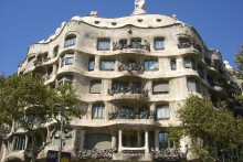 Barcelona Gaudi pixabay