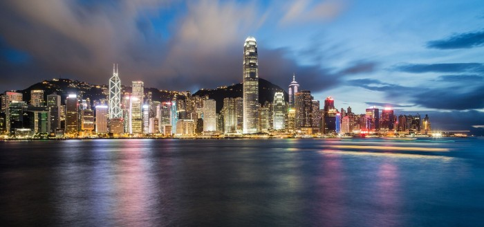 Skyline Hongkong pixabay